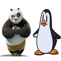 Google Panda en Google Penguin