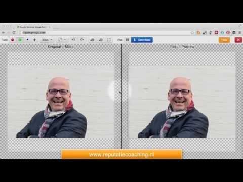 app foto uitsnijden