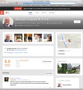 Oude Google+ layout weer terug