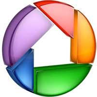 Picasa voor het uploaden van foto's naar je zakelijke Google+ pagina
