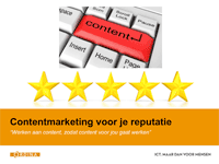 Content marketing voor je reputatie