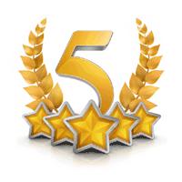 5-sterren reputatie