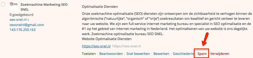 SEO-SNEL-Gouda-backlinks-spam