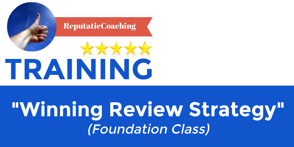 Winning Review Strategy Foundation Class
